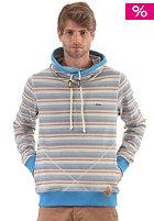 RAGWEAR Hooker B Hooded Sweat blue stripes