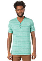 RAGWEAR Lama S/S T-Shirt mint stripes