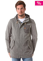 RAGWEAR Mr Jones Jacket grafit grey