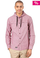 RAGWEAR Nuke Shirt burgundy