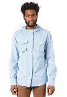 RAGWEAR Nuke Two  L/S Shirt blue