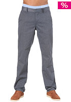 RAGWEAR Odin Melange Pant blue melange