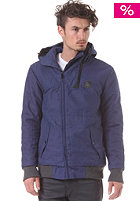 RAGWEAR Seaport Jacket blue melange