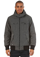 RAGWEAR Siberia Woven Jacket black melange