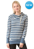 RAGWEAR Womens Beat Stripes light blue denim