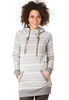 RAGWEAR Womens Benito Sweat grey jaquard