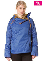 RAGWEAR Womens Blond A Technical Jacket royal blue