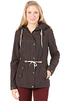 RAGWEAR Womens Bright Jacket black