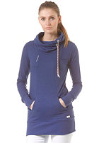 RAGWEAR Womens Charline Hooded Sweat midnight