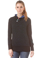 RAGWEAR Womens Chelsea A Hooded Sweat black jack
