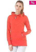 RAGWEAR Womens Chelsea A Hooded Sweat coral