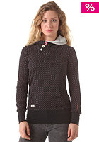 RAGWEAR Womens Chelsea B Sweat black dots