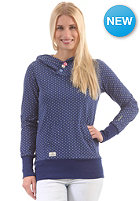 RAGWEAR Womens Chelsea B Sweat midnight dots