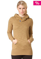 RAGWEAR Womens Chelsea Hooded Sweat military beige