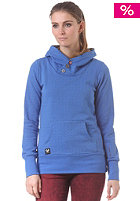 Womens Chelsea Hooded Sweat palace blue minidots
