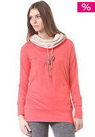 Womens Chenay Sweat coral melange