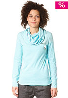 RAGWEAR Womens Chloe B Hooded Sweat aqua