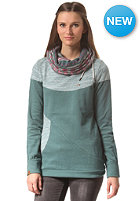 RAGWEAR Womens Chloe Sweat teal green