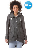 RAGWEAR Womens Clancy Jacket black melange