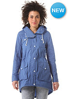 RAGWEAR Womens Clancy Jacket royal blue melange