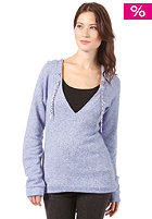 RAGWEAR Womens Coach Sweat blue melange