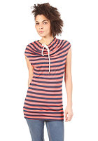 RAGWEAR Womens Concordia B Top red stripes