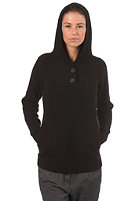 RAGWEAR Womens Delta Hooded Sweatshirt black jack