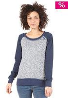 RAGWEAR Womens Donna Sweatshirt blue melange