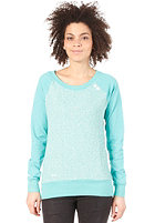 RAGWEAR Womens Donna Sweatshirt pool green melange