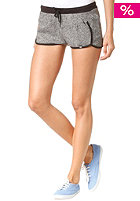RAGWEAR Womens Down Short black melange
