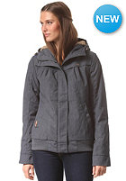 RAGWEAR Womens Ever Jacket blue melange