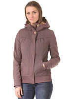 RAGWEAR Womens Ever Jacket mahogany melange
