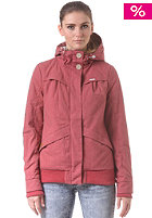 Womens Ever Jacket red melange