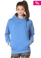 RAGWEAR Womens Fan Hooded Sweat palace blue