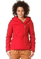RAGWEAR Womens Flashy Jacket chili red