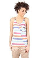 RAGWEAR Womens Gaia Top blue multistripes