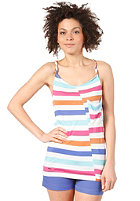 RAGWEAR Womens Gaia Top white multistripes