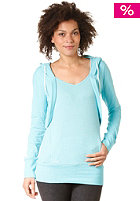 RAGWEAR Womens Ginny Hooded Sweat aqua