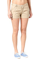 RAGWEAR Womens High Carry Over Short sand