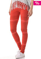 RAGWEAR Womens Jade Leggings autumn red