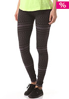 RAGWEAR Womens Jade Leggings black jack