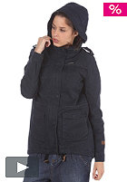 RAGWEAR Womens Laika Woven Jacket total eclipse