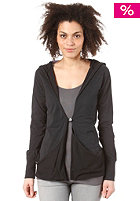 RAGWEAR Womens Lily Hooded Cardigan black jack