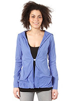 RAGWEAR Womens Lily Hooded Cardigan royal / tone blue