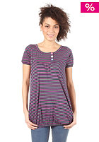 RAGWEAR Womens Linny Top midnight stripes