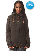 RAGWEAR Womens Lynx Jacket anthrazit