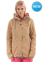 RAGWEAR Womens Lynx Jacket latte