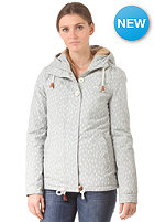 RAGWEAR Womens Lynx Spot Jacket cloud