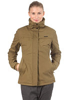 RAGWEAR Womens Lynx Technical Jacket fir green