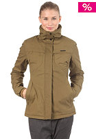 RAGWEAR Womens Lynx Woven Jacket fir green